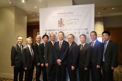 AMS 60th anniversary gala dinner