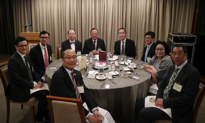 Council Dinner, 19 October 2017
