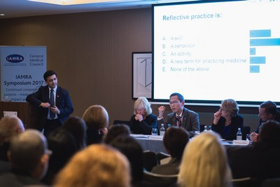 International Association of Medical Regulatory Authorities (IAMRA) Symposium on Continued Competency, 5 October 2017