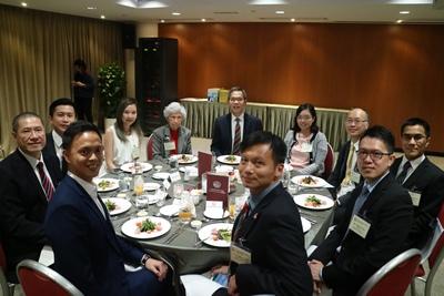 Council Dinner, 16 November 2017