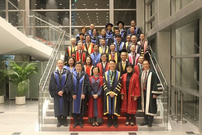 The Hong Kong College of Pathologists - Fellowship / Membership Conferment Ceremony, 25 November 2017