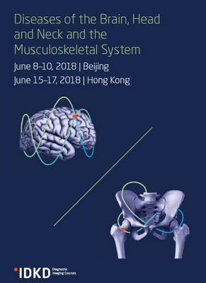 The 8th IDKD (An Interactive Course in Diagnostic Imaging) Intensive Course in Hong Kong, 15-17 June 2018